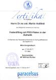 Fadenlifting mit PDO-Fäden Praxis für Heilrpaktik Dr. Martin Hoßfeld Aachen