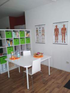 Eingangsbereich Praxis für Heilpraktik HP Dr. Martin Hoßfeld Aachen Herzogenrath