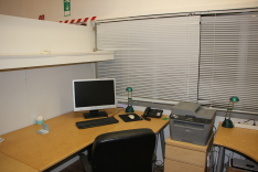 Empfang / Büro / Wartezimmer Praxis für Heilpraktik HP Dr. Martin Hoßfeld Aachen Herzogenrath