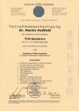 Tuina TCM Basiskurs DTA Zertifikat Dr. Martin Hossfeld